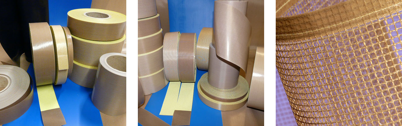 Slit Tapes & PTFE Belts